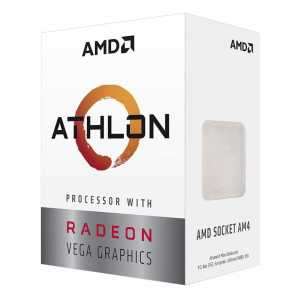 Procesor AMD Athlon 3000G BOX 4MB 3,5GHz AM4