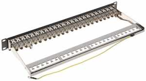 PATCH PANEL KEYSTONE PP-24/RJ-FX/6AC2