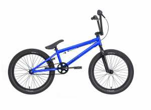 EARLY BIRD BMX, S200052, kolor niebieski