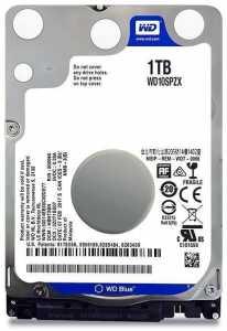 "Dysk WD WD10SPZX 1TB WD Blue 128MB SATA III 2,5"" 6GB/s Slim 7mm"
