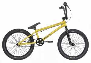 "BMX EARLY BIRD koła 20"" U-break kolor złoty"